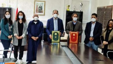 Photo of Accord de partenariat entre l'AREF et une ong italienne pour promouvoir le développement de la région