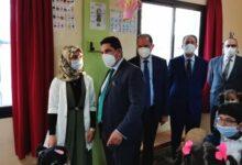 Photo of El Jadida : M. Amzazi visite plusieurs établissements et projets scolaires